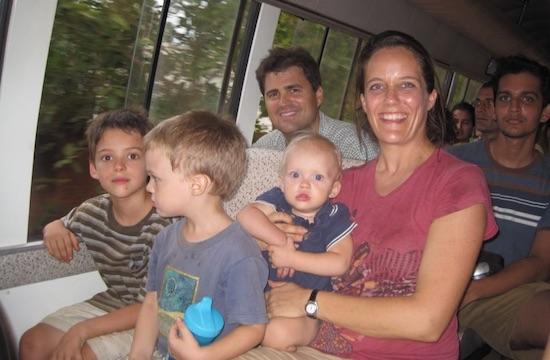 joanie lamb family